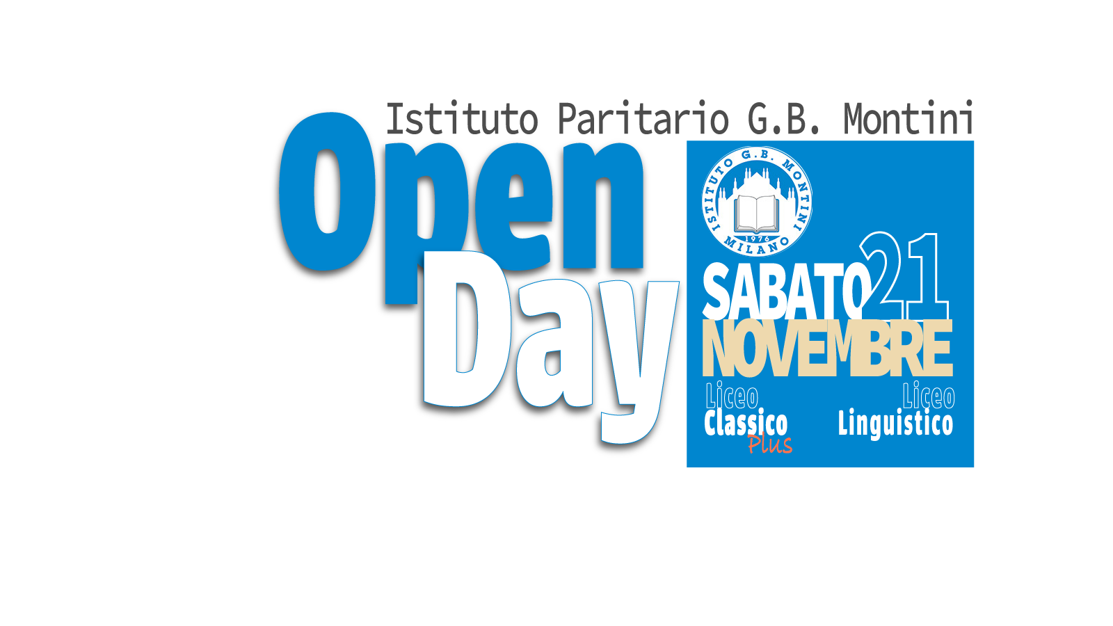 Open day liceo Milano